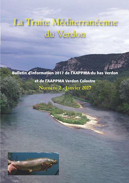 bulletin Pêche 2017 dans les alpes de haute Provence